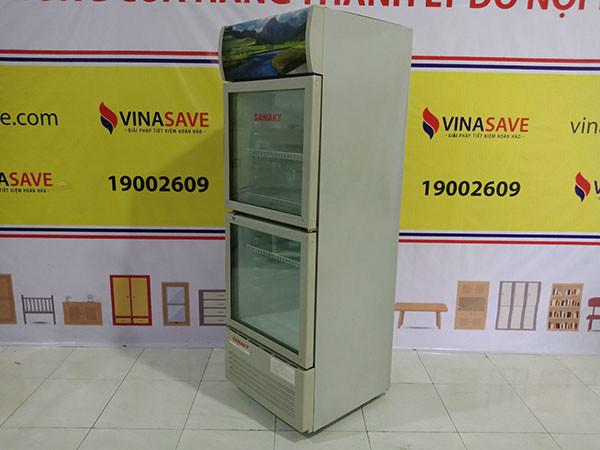 Tủ mát SANAKY VH-358W cũ SP004917