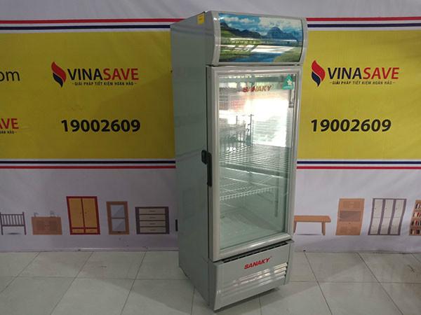 Tủ mát SANAKY VH-218K cũ SP004881