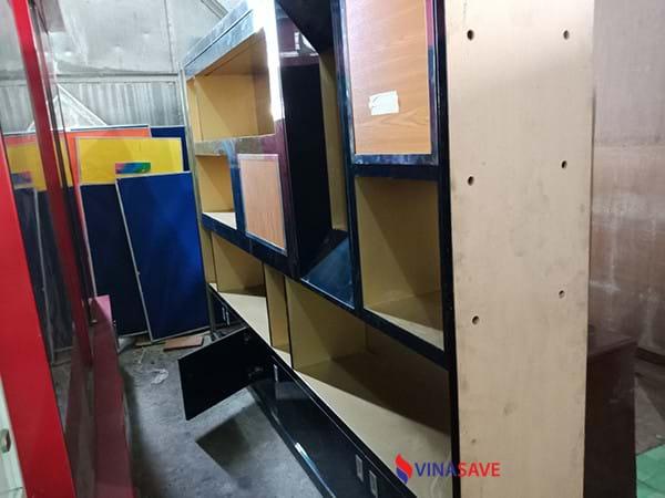 Tủ trưng bày phòng khách cũ SP000540