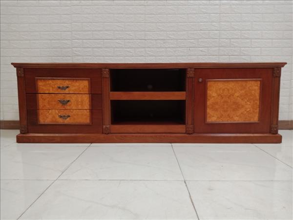 Kệ tivi gỗ Xoan đào cũ SP010912.1