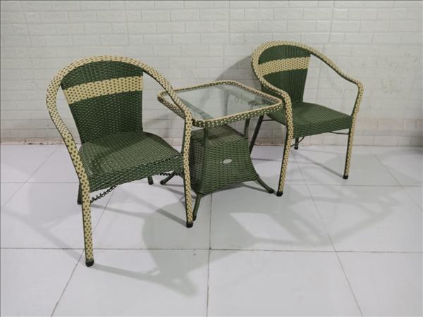Bộ bàn cafe cũ SP010929