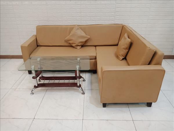 Bộ sofa góc chữ L cũ SP010879.3
