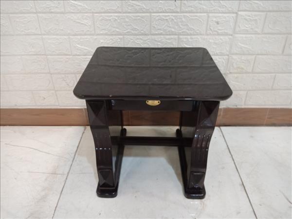 Ghế bàn phấn gỗ cao su Hoàng Anh Gia Lai cũ SP010883