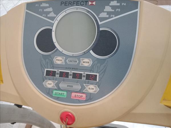 Máy chạy bộ Perfect KL1002 cũ