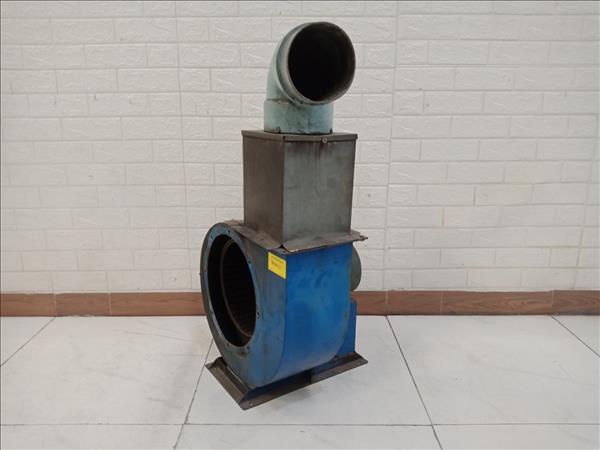 Motor quạt hút khói cũ SP010629