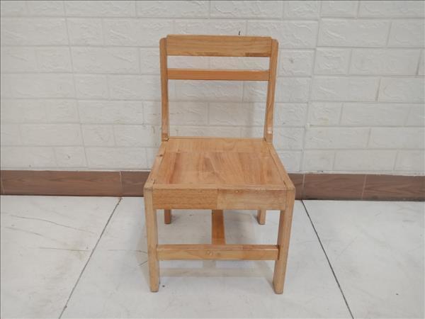 Ghế học sinh gỗ cao su cũ SP010626.2
