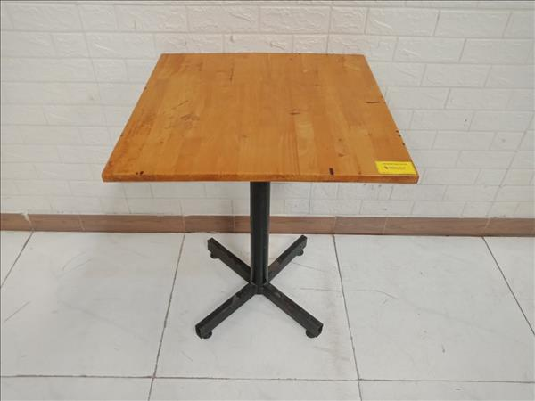 Bàn cafe gỗ cao su SP010690.1