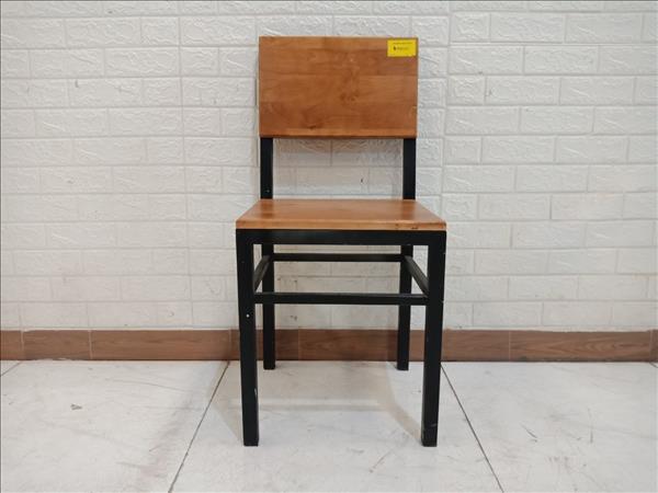 Ghế bàn ăn gỗ cao su cũ SP010882