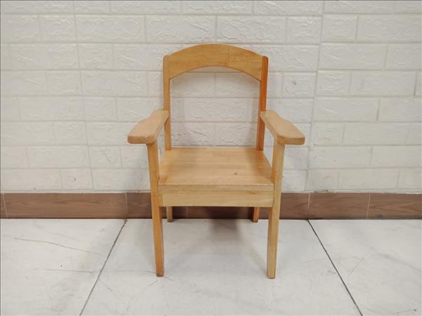Ghế học sinh gỗ cao su cũ SP010626