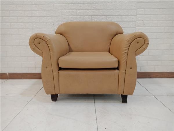 Ghế sofa đơn cũ SP010878