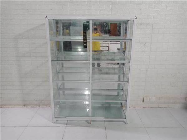 Tủ trưng bày nhôm kính cũ SP010957