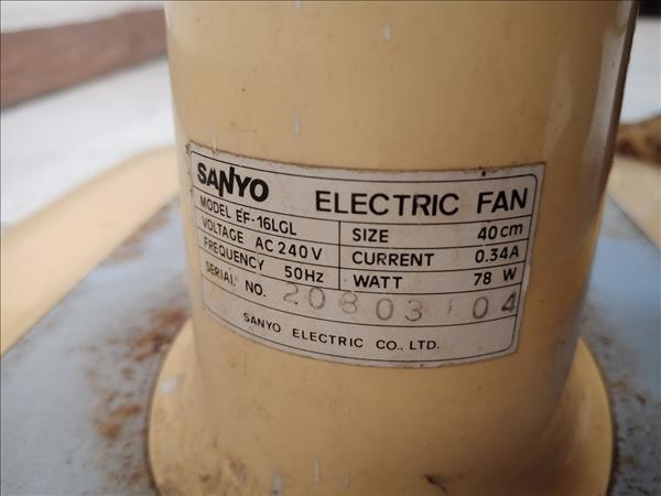 Quạt đứng Sanyo EF-16LGL cũ
