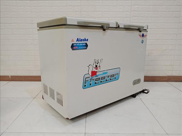 Tủ đông ALASKA BCD-2567N cũ