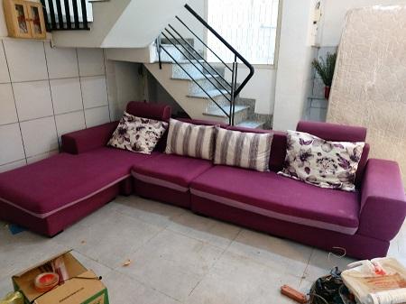 Bộ sofa cũ SP014717