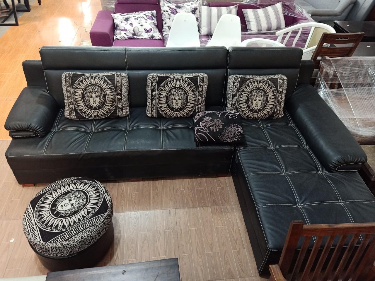 Bộ sofa cũ SP014725