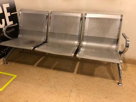 Băng ghế chờ cũ SP014603