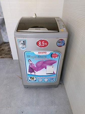 Máy giặt Sanyo 8.5kg ASW-F85HT cũ SP014716