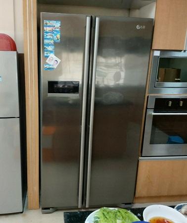 Tủ lạnh LG 528 lít GR-B217BSJ cũ SP014738