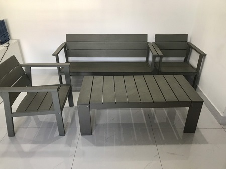 Bộ sofa gỗ tự nhiên cũ SP014752