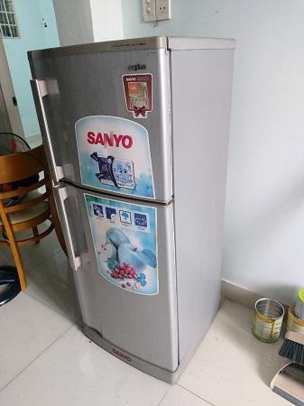 Tủ lạnh Sanyo 165 lít SR-S17JN  cũ SP014766