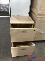 Tủ cóc 2 ngăn cũ