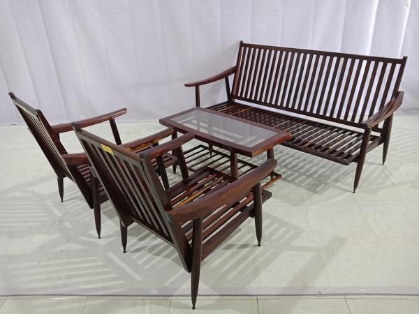 Bộ Sofa Gỗ cũ SP005369