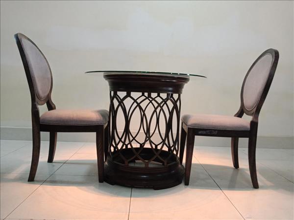 Bộ bàn trà cũ SP011430