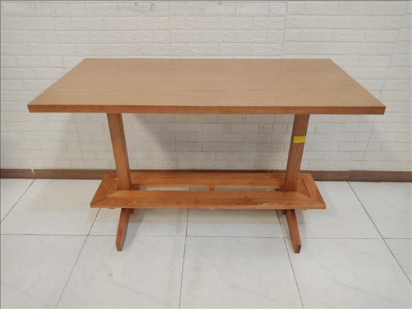 Bàn bar gỗ thông cũ SP011275