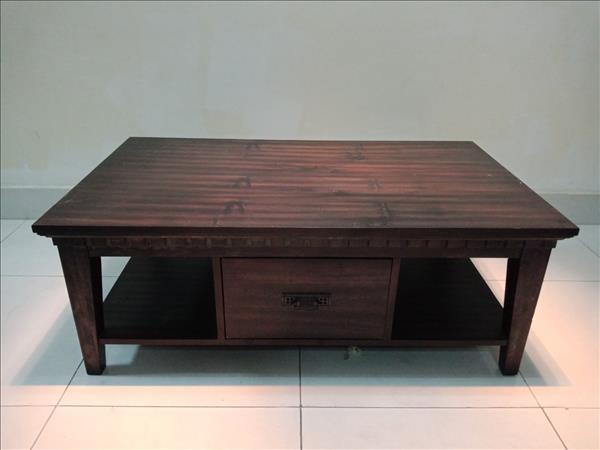Bàn sofa gỗ tự nhiên SP011536