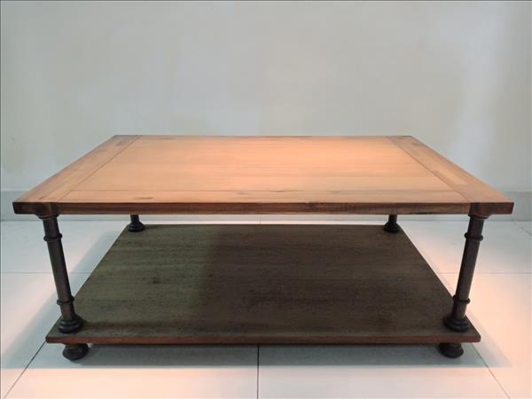 Bàn sofa gỗ tự nhiên SP011592