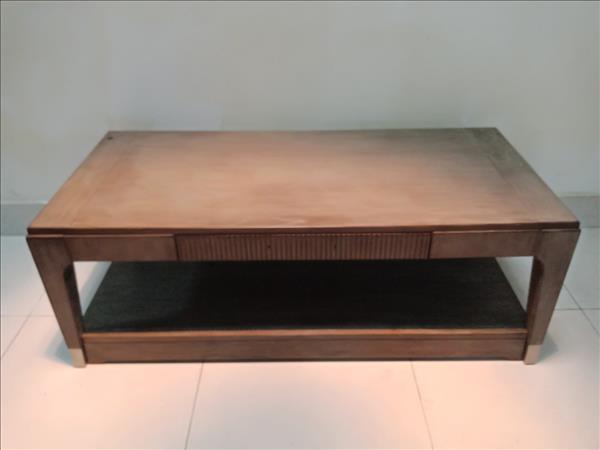 Bàn sofa gỗ tự nhiên SP011604