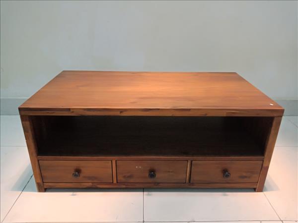 Bàn sofa gỗ tự nhiên SP011610