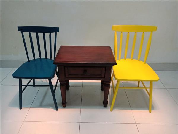 Bộ bàn trà gỗ tự nhiên SP011678