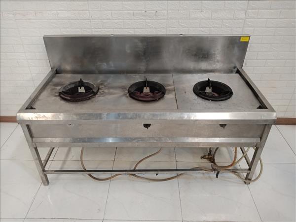 Bộ bếp khè cũ SP011182