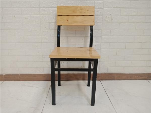Ghế bàn ăn gỗ cao su cũ SP011197