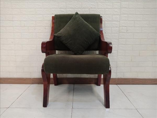 Ghế sofa đơn cũ SP011177