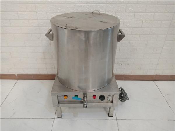 Nồi phở nấu điện cũ SP011185
