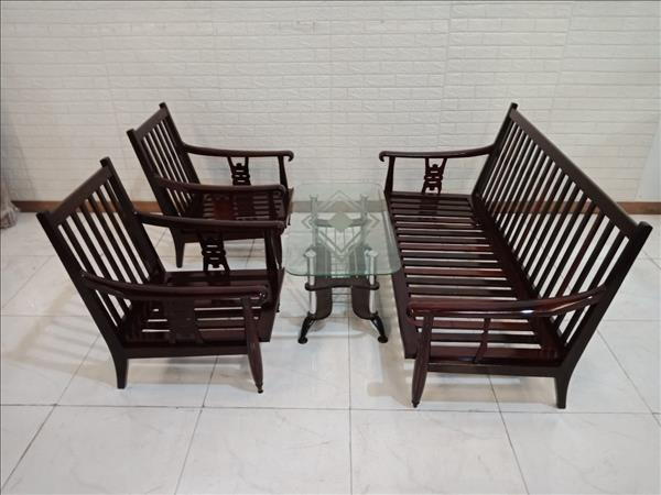 Bộ sofa gỗ Cẩm lai SP011128