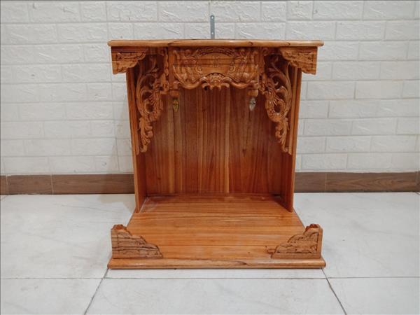 Trang thờ gỗ cao su cũ SP011281