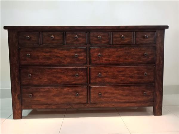 Tủ commost gỗ tự nhiên cũ SP011439
