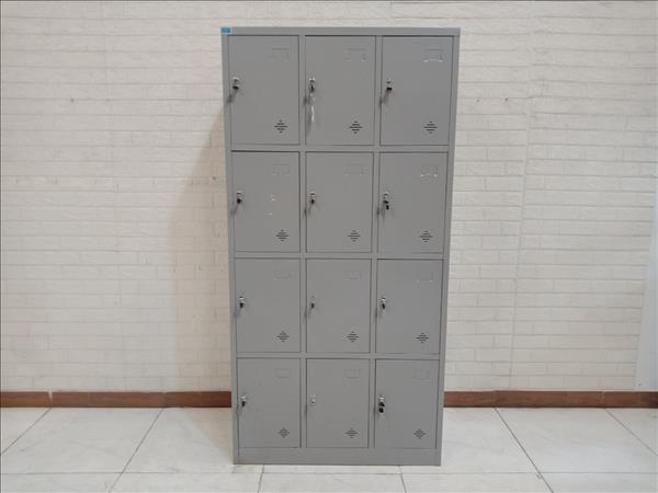 Tủ locker Hòa Phát cũ SP011141