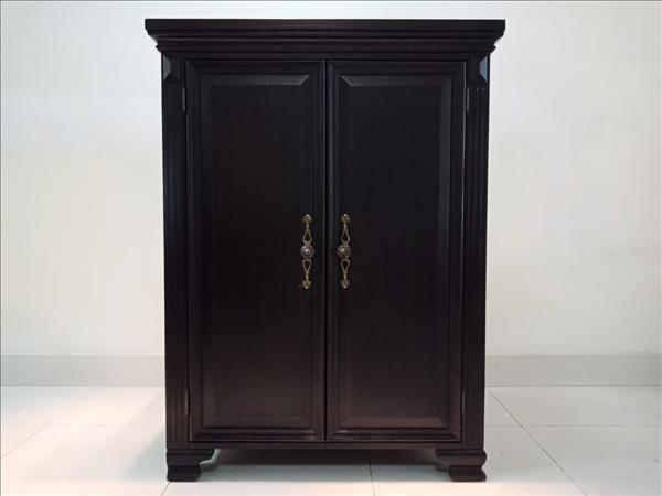 Tủ quần áo gỗ tự nhiên SP011640