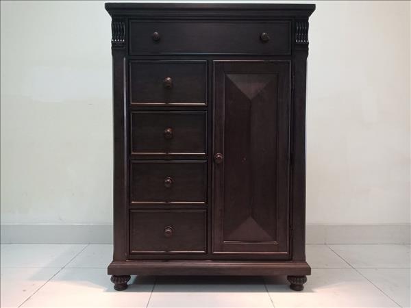 Tủ quần áo gỗ tự nhiên SP011662