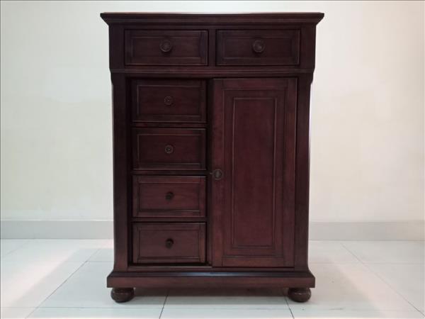 Tủ quần áo gỗ tự nhiên SP011670