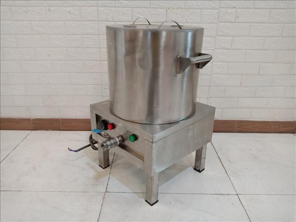 Nồi nấu phở điện cũ SP011209