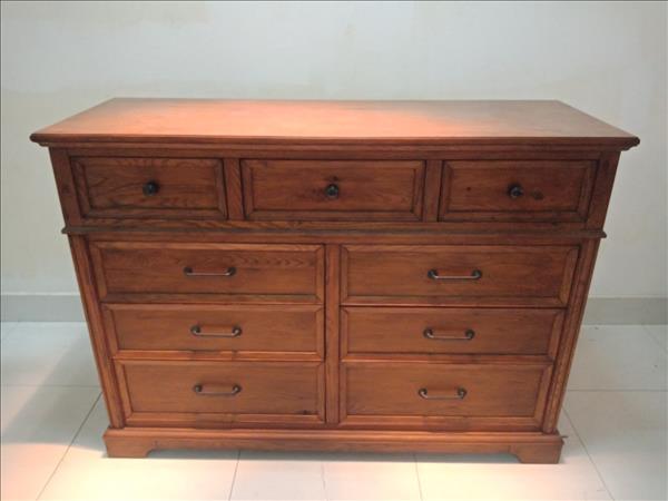 Tủ commost gỗ tự nhiên cũ SP011526