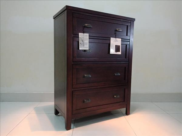 Tủ dresser gỗ tự nhiên SP011681