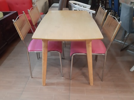 Bộ bàn ăn cũ SP014808