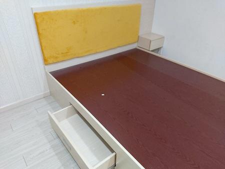 Giường gỗ MDF cũ  SP014798.1
