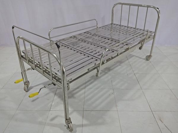 Giường y tế inox cũ SP005808